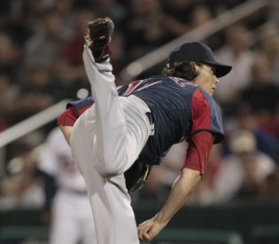 Clay Buchholz returned the favor.