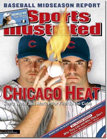 At one time, Prior and Kerry Wood were the tops around the NL