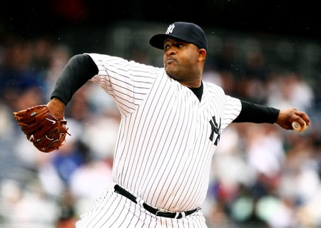 CC gave the Yanks quality today