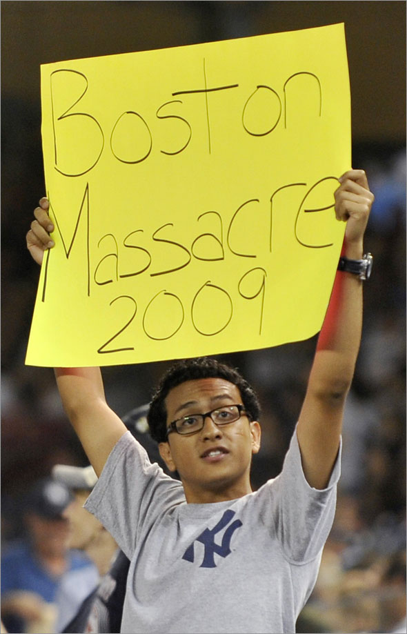 Boston Massacre, 2011.