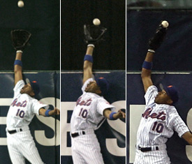 Great catch, Endy