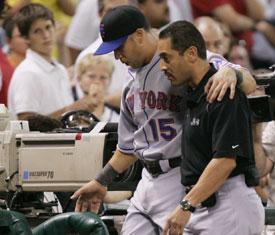 Rough trip, Carlos?