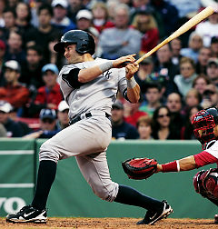 Francisco Cervelli knocked in five of the Yanks' 14 runs