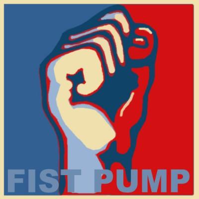 Phrase pump ya fist