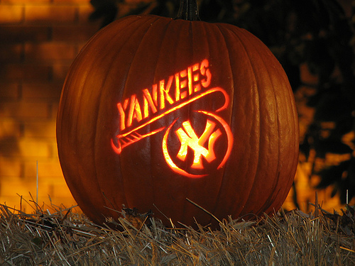 Image result for Halloween NY Yankees Image