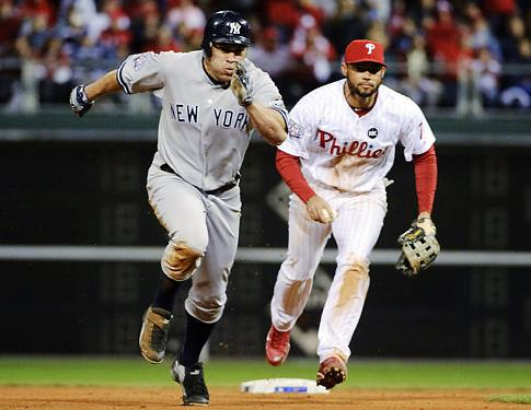World Series Game 4 - New York Yankees vs. Philadelphia Phillies