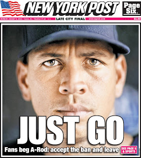 A-Rod Just Go