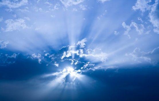 god-sky
